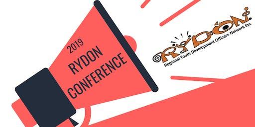 2019 RYDON Conference