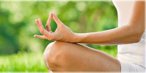 Yoga and meditation session. Feel present moment. *Pay as you Feel*