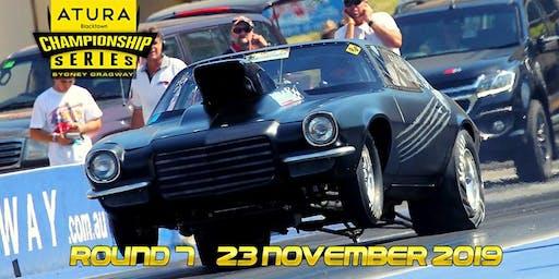 Round 7 - 2019 ATURA Blacktown NSW Championship Series