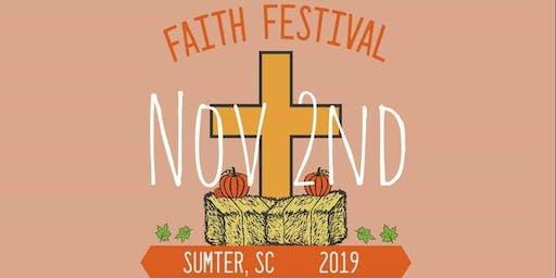 First Annual Faith Festival