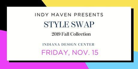 Fall 2019 Style Swap tickets