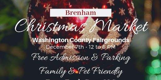 Brenham Christmas Market