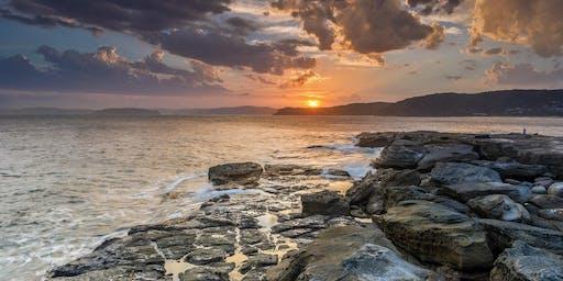 NIKON EVENT:  Putty Beach Sunset Shoot