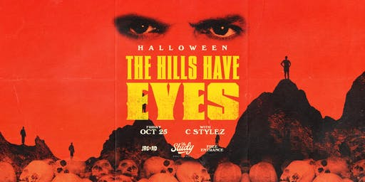 THE HILLS HAVE EYES HALLOWEEN AT THE STUDY