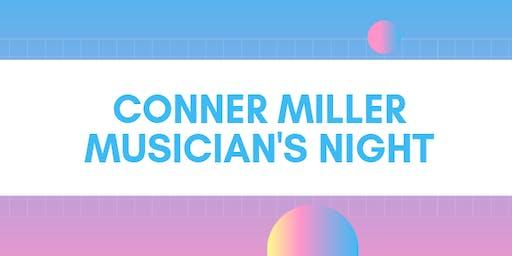 Conner Miller Musician's Night