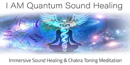 I AM Quantum Sound Healing Journey