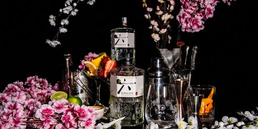 Roku Gin Botanical Cocktail Masterclass