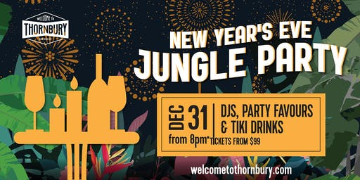New Year's Eve Jungle Party