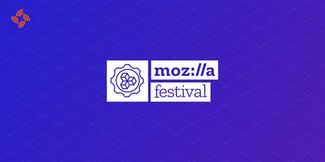 Should we sell our data? A panel discussion by Streamr at Mozilla Festival tickets