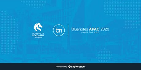 Bluenotes APAC 2020 Conference tickets