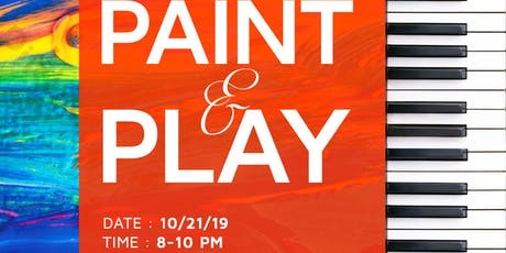 Paint & Play  tickets