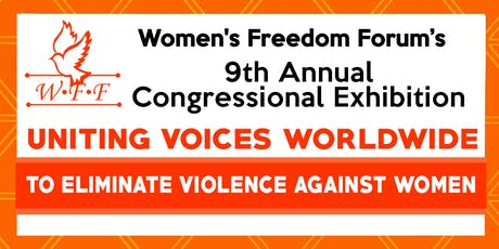 Uniting Voices Worldwide to Eliminate Violence Against Women 2019 tickets