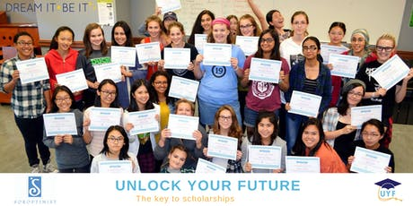 Unlock Your Future - The Key to Scholarships (Soroptimist Seminar for Teen Girls) tickets
