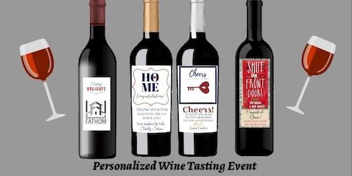 Napa Winery Wine Tasting & Happy Hour Mixer