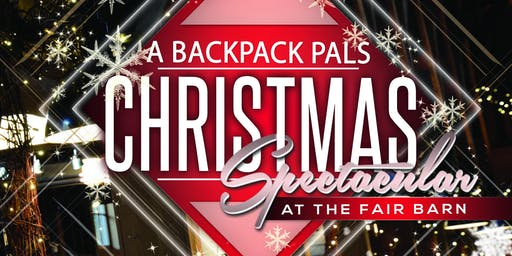 BackPack Pals Christmas Spectacular at the Fair Barn