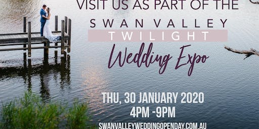 Swan Valley Twilight Wedding Open Day