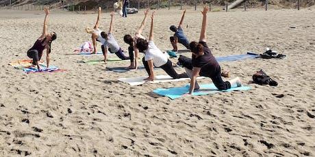 Ocean Beach Yoga & Lands End Hike tickets