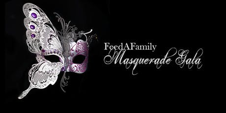 FeedAFamily Masquerade Gala tickets