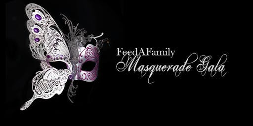 FeedAFamily Masquerade Gala
