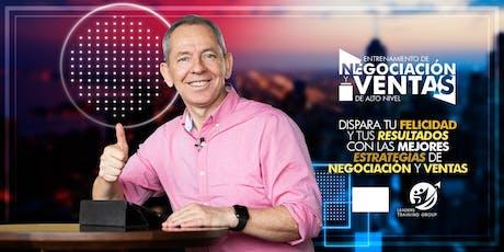 Negociación  Y Ventas de Alto Nivel-Lima tickets