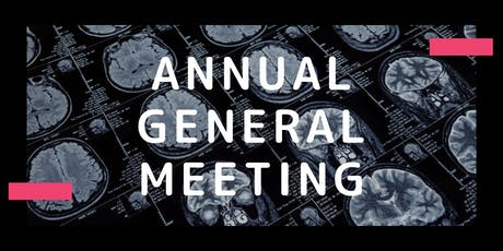 Annual General Meeting 2019 tickets