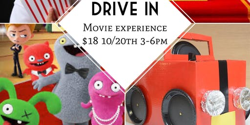 The Drive In Movie Experience At  TaylorSky Studio