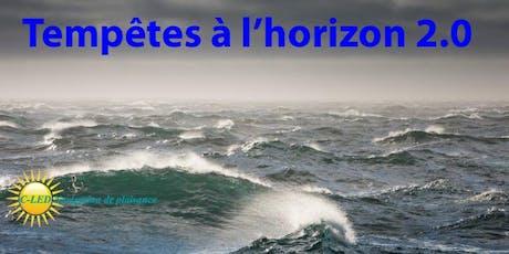 Brunch-conférence : Tempêtes à l'horizon 2.0 (C01) billets