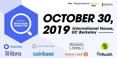 Blockchain Career Fair 2019 - UC Berkeley tickets