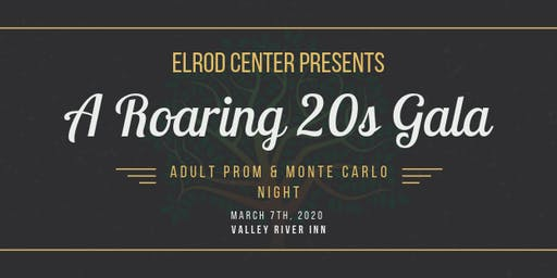 ElRod Center 18+ Roaring 20s Gala