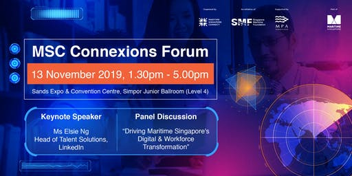 MSC Connexions Forum 2019