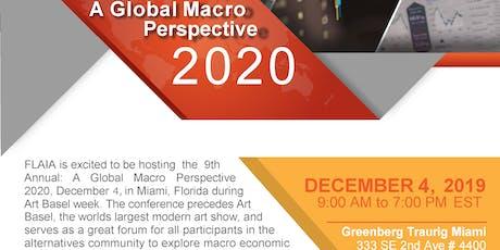 Global Macro Perspective 2020 tickets