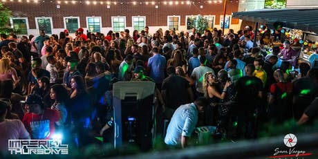 LIT - Latin Imperial Thursdays- Rooftop Party tickets