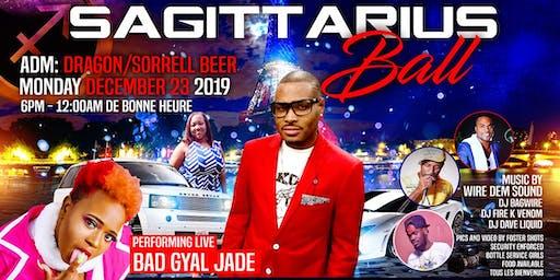 Sagittarius Ball Jamaica Bad Gyal Jade Performing Live