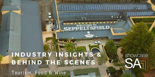 Industry Insights & Behind the Scenes Tour | Seppeltsfield
