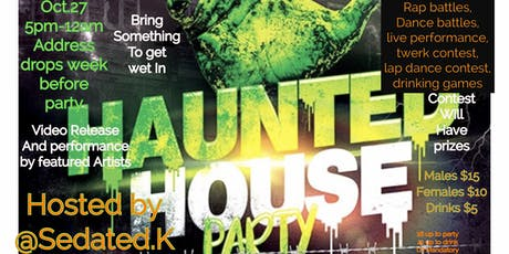Haunted House Party 2k19 tickets