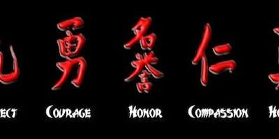 Samurai Game - 1 DAY SPECIAL