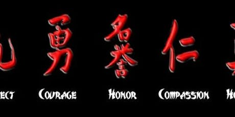Samurai Game - 1 DAY SPECIAL tickets