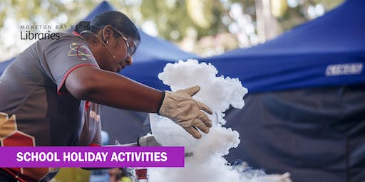Street Science Show (all ages) - North Lakes Library