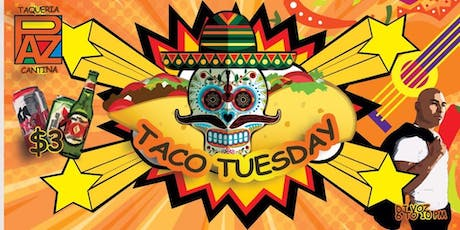 Taco & Tequila Tuesday tickets