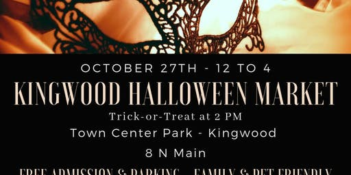 Kingwood Halloween Market