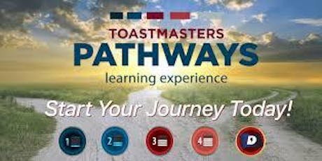 CPA Toastmasters Club - Pathways - Toastmasters Educational Program tickets