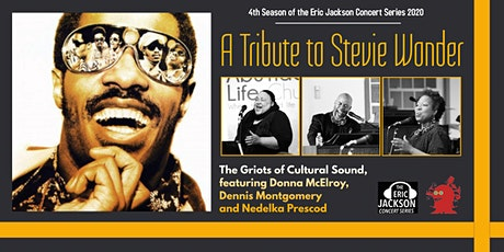 A Tribute to Stevie Wonder tickets