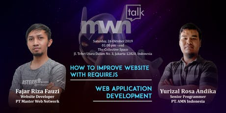 MWNTalk 2.0: How To Improve Your Website tickets