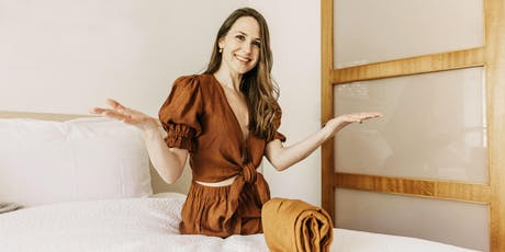 HILLS HOIST HOSTS KonMari with Sally Flower - MELBOURNE tickets