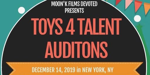 Open Casting Call for Two Productions
