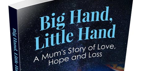 Big Hand, Little Hand - Book Launch tickets