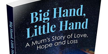 Big Hand, Little Hand - Book Launch tickets