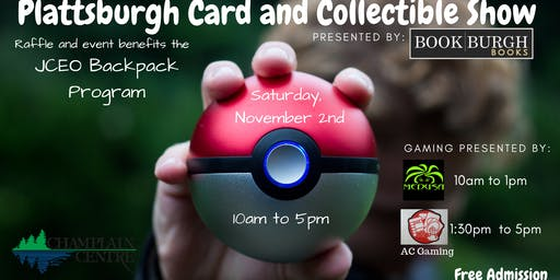 Plattsburgh Card and Collectible Show
