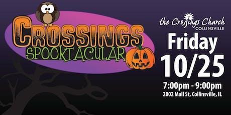 Collinsville Spooktacular tickets