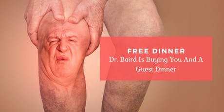 Stem Cell RAGE | FREE Dinner Event with Dr. John Baird, MD tickets